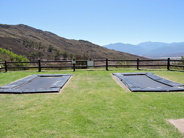 Trampolines-