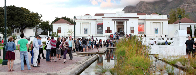 MUSEUM NIGHT CAPE TOWN
