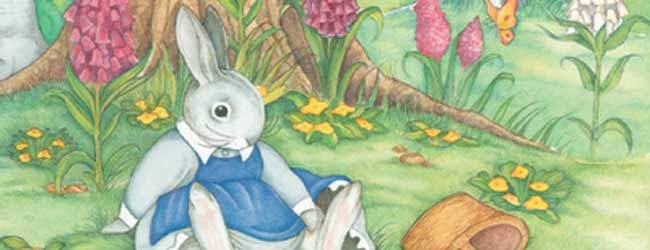 tales of little grey rabbit