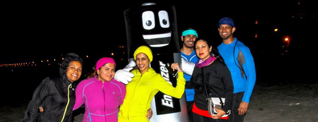 DOLPHIN BEACH NIGHT RUN