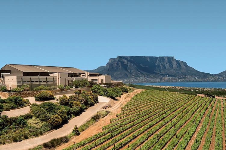 DURBANVILLE HILLS NAMED BEST WINELANDS RESTAURANT
