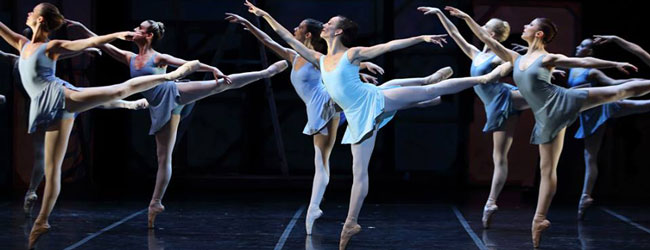 CAPE TOWN BALLET PRESENTS SHADES OF LOVE