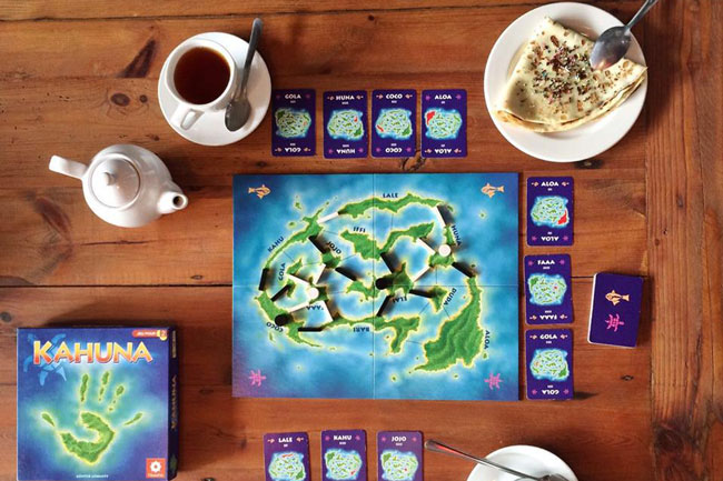 BOARD GAME BLISS AT THE BIG BOX CAFÉ
