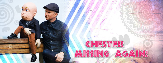 CHESTER MISSING AGAIN AT MOYO