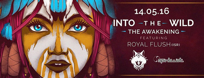 INTO THE WILD: THE AWAKENING FT ROYAL FLUSH