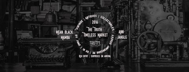 THE TRUTH TIMELESS MARKET