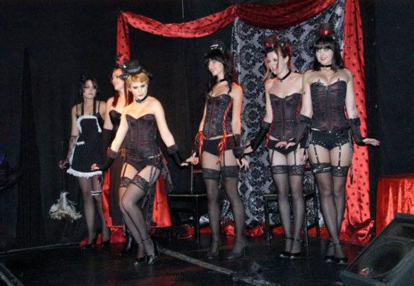 burlesque girlss