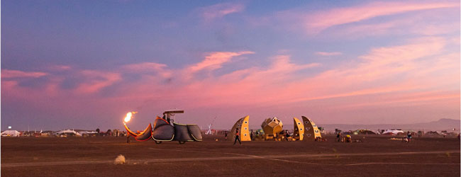 AFRIKABURN DECOMPRESSION AT KILLARNEY RACE TRACK