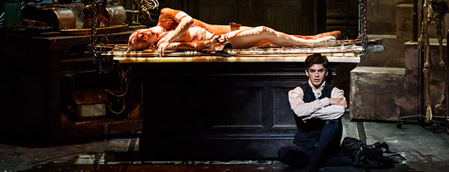 FRANKENSTEIN BALLET AT THE FUGARD BIOSCOPE