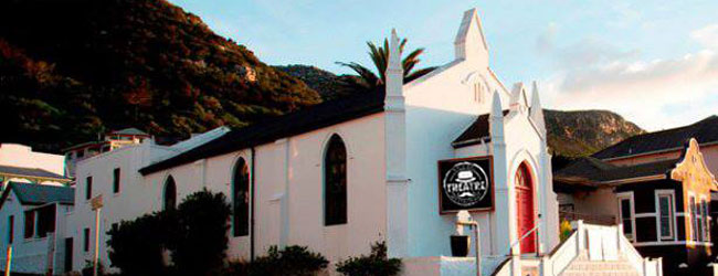ONE NIGHT STAND AT KALK BAY THEATRE