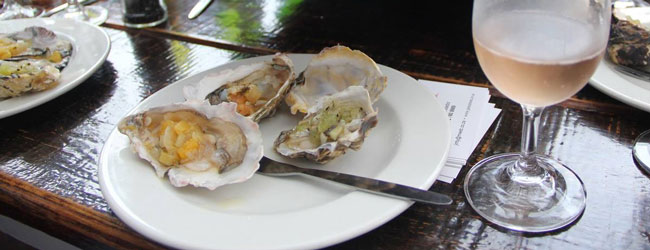 GOOD FOOD AND ENTERTAINMENT AT THE KNYSNA OYSTER FESTIVAL