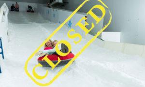 Snow-closed