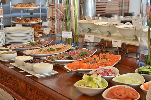 Tobago`s-Restaurant----Breakfast----Cold-Section