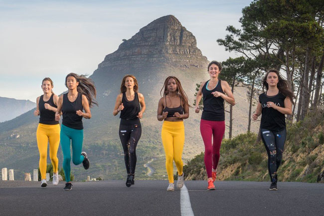 GET FASHION FIT WITH UKUMA WEAR FITNESS LEGGINGS