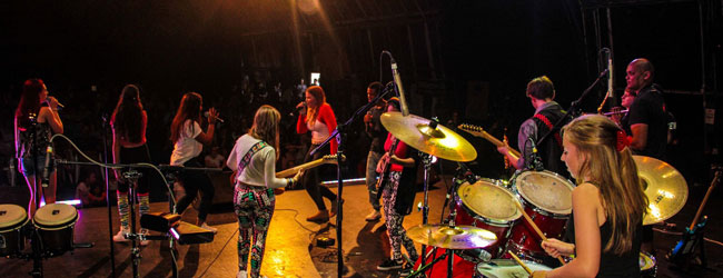 KIDS WINTER HOLIDAY MUSIC CAMP BY SCHOOL OF ROCK