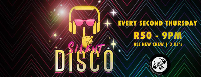 SILENT DISCO AT BEERHOUSE