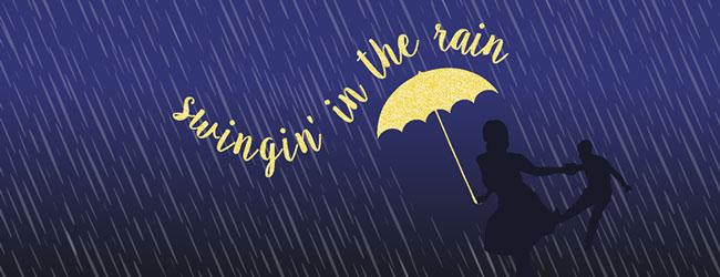 SWINGIN' IN THE RAIN AT WOODSTOCK EATERY