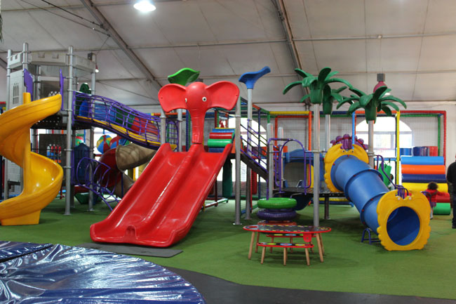 FUN PLACES TO PLAY AT BUGZ PLAYPARK