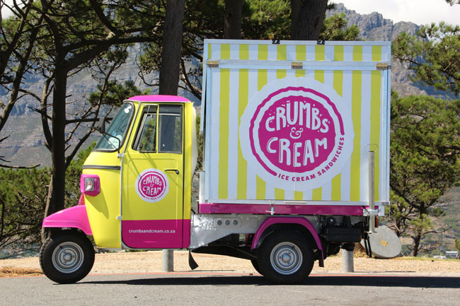 THREE SIMPLE STEPS TO YUM AT CRUMBS & CREAM