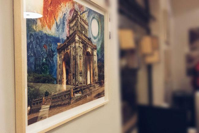 EXAMINING LIFE AT THE GREGOR RÖHRIG SOLO EXHIBITION