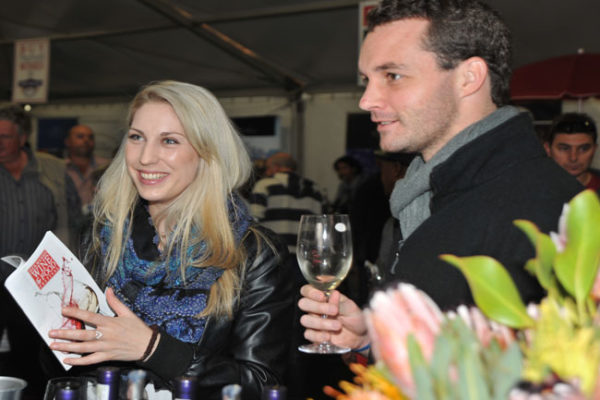 hermanus food and wine festival