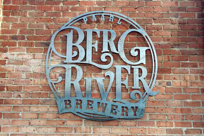 FIND OUT WHAT'S BREWING ALONG THE BANKS OF BERG RIVER