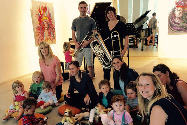 LITTLE MAESTROS CLASSICAL CONCERTS FOR KIDS