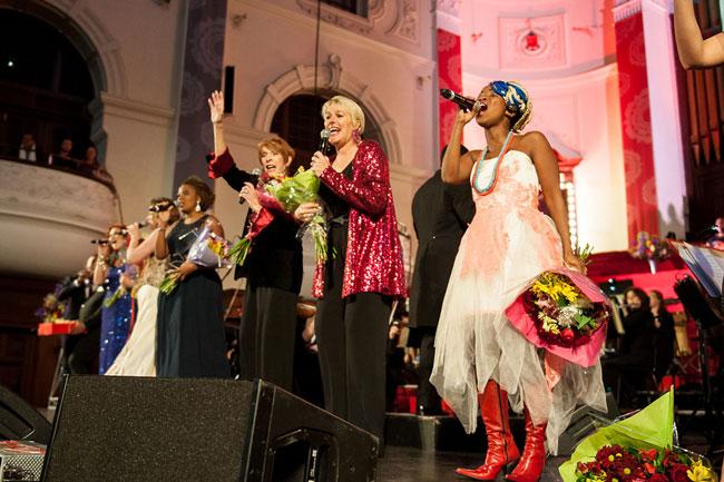 CELEBRATE WOMEN POWER AT DIVAS UNITE