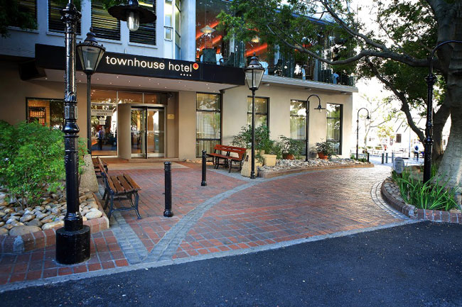 INSPIRED CITY LIVING AT THE TOWNHOUSE HOTEL