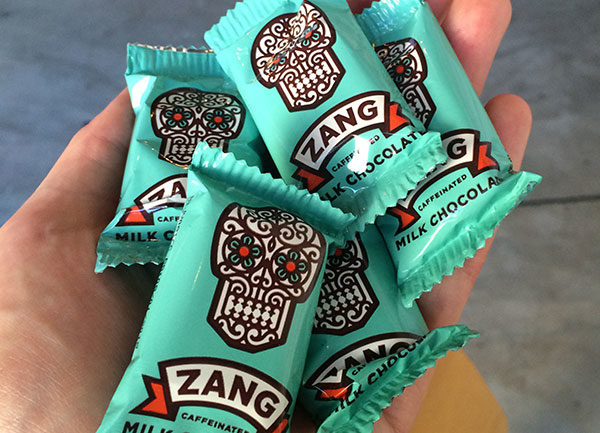 zang caffeinated hot chocolate