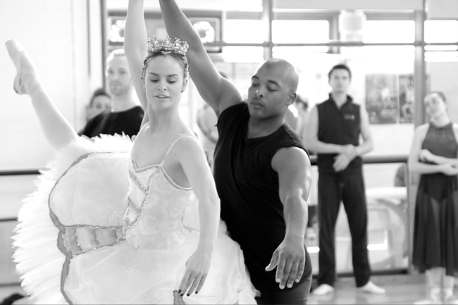WATCH: STUNNING BACKSTAGE VIDEO OF CT CITY BALLET