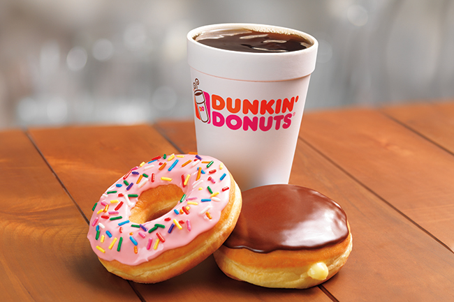 DUNKIN' DONUTS IS COMING TO CT – AND YOU GET TO DECIDE WHEN