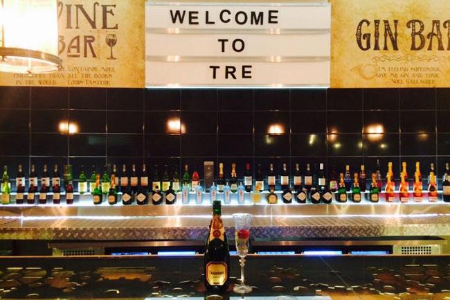 TRE Steampunk Club, Restaurant & Bar