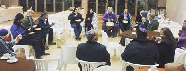 therapeutic drumming group
