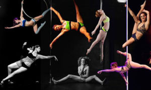 pole project's contemporary dance workshop