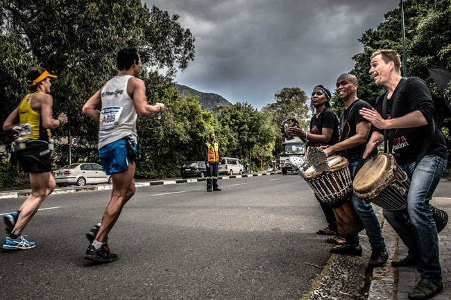 road closures cape town marathon