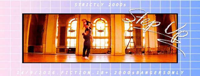 STRICTLY 2000: STEP UP