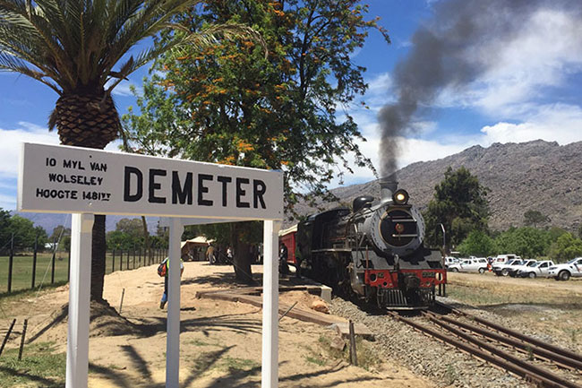 EXPERIENCE A THROWBACK TO A BYGONE ERA WITH CERES RAIL