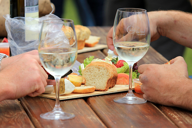 ENJOY A DAY OUT AT THE ELIM WINE FESTIVAL