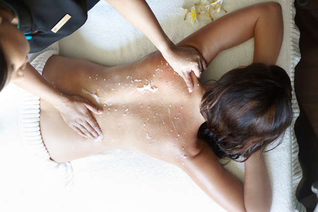 RELAX AND REVIVE AT THE ONE&ONLY SPA