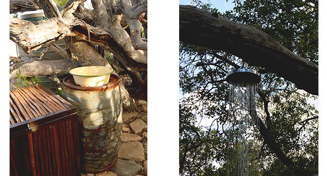 Sanbona Explorer Camp bathroom