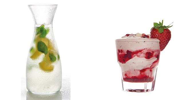 Ocean Basket new drinks
