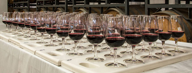 veritas wine tasting