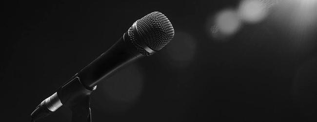 jack black open mic night