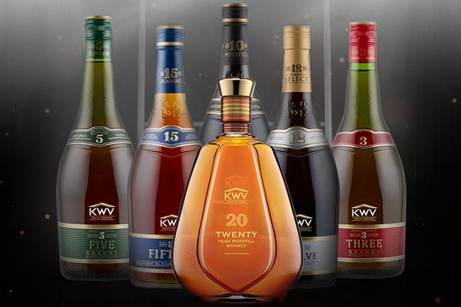 KWV BRANDY RAKES IN AWARDS AT INTERNATIONAL COMPETITION