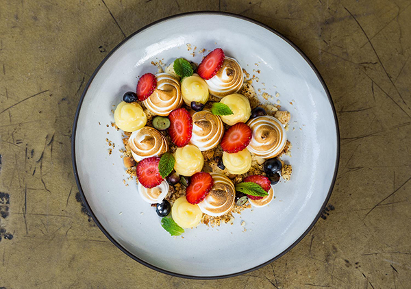 Mondiall-Summer-Menu-2016-17-Lime-Meringue,-coconut,-almond,-fresh-strawberries