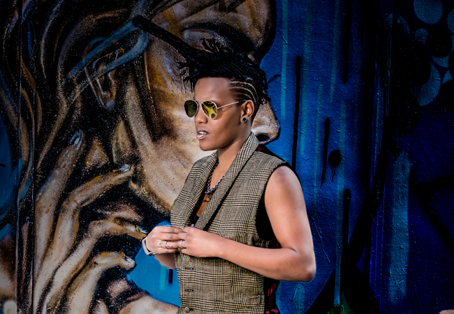 7 QUESTIONS WITH TOYA DELAZY