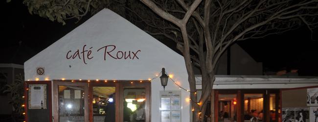 ROCKING HORSE AT CAFÉ ROUX