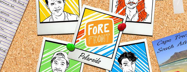 FOREFRONT EP LAUNCH AT CAFÉ ROUX
