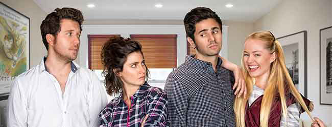 BAD JEWS AT FUGARD THEATRE